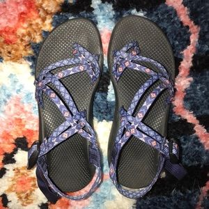 """""""Wink Blue"""" Chaco's size 10"""